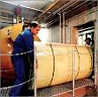 Aufbau Flachbodentank