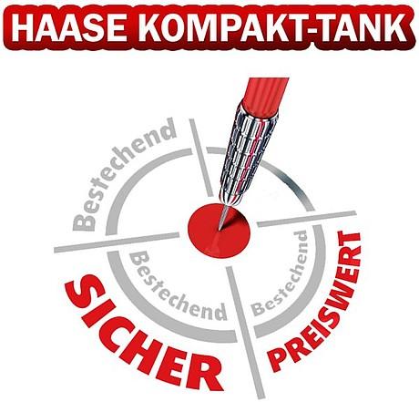 Haase Kompakt-Tank